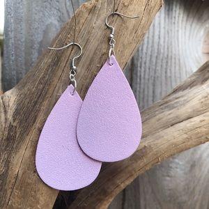 Jewelry - Genuine Leather Earrings